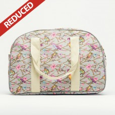 Bird Print  Small Weekender Bag