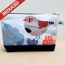 Finch Cosmetic Purse