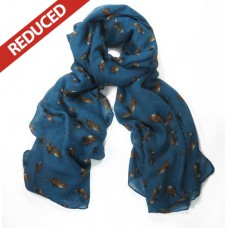 Fantastic Fox Scarf - Scarves by Aubergine Designs